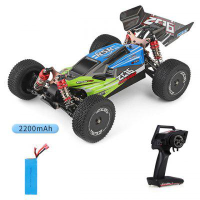 Фото - Wltoys XKS 144001 RC Car 60km/h High Speed 1/14 2.4GHz RC 4WD Racing Off-Road Drift Car RTR new arduino 2wd 4wd rc car chassis motor