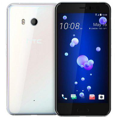 HTC U11 Original Unlocked GSM 3G 4G Android Mobile Phone Octa Core 12MP&16MP WIFI GPS 4GB RAM 64GB ROM Fingerprint NFC archos core 70 3g