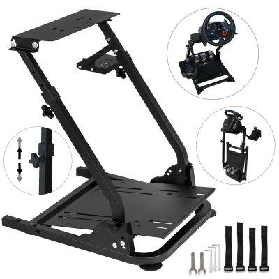 Self-Career Race Steering Wheel Support for Logitech G25 G27 G29 and G920 Folding Stand