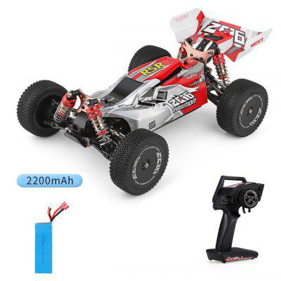 Wltoys XKS 144001 RC Car 60km/h High Speed 1/14 2.4GHz 4WD Racing Off-Road Drift RTR