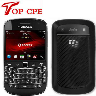 Original BlackBerry Bold Touch 9930 Unlocked Mobile Phone Internal 8GB Memory 5MP Camera 3G refurbished Smartphone Free shipping