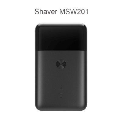 MIJIA Portable Electric Shaver Smart Mini Beard Trimmer Wet And Dry Shaving Reciprocating Cutter Head IPX7 Waterproof