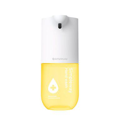 Simpleway 300ml Automatic Induction Hand Soap Dispenser 0.25s Touch-free Amino Acid Foaming Washer Best gift