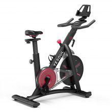 Yesoul S3 Cycling Bike-Belt Drive Indoor Magnetic Exercise Bike Indoor Stationary Bike Home Cardio Gym Workout