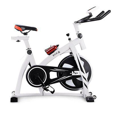 Adjustment Mute Home Gym Exercise Bike Household Sports Fitness Equipment Indoor Cycling Bikes LED Display Load weight 200KG 1pc 200kg electronic balance platform scale load cell weight weighing pressure balanced sensor precision tool parts mayitr