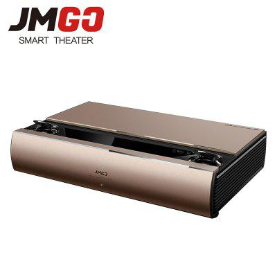 JMGO SA Laser Projector 1920x1080p 2200 ANSI Lumens Full HD Android Beamer for Home Cinema Support 4K 3D WIFI/Bluetooth