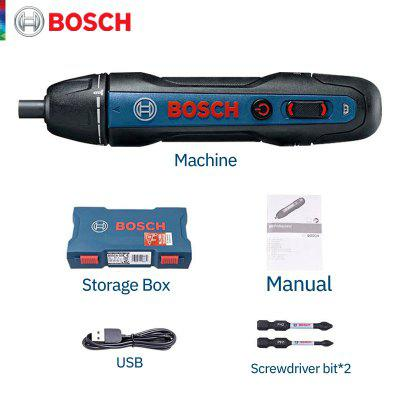 Bosch Go2 Electric Screwdriver Rechargeable Automatic Screwdriver Hand Drill Bosch Go 2 Multi-function Electric Batch Tool