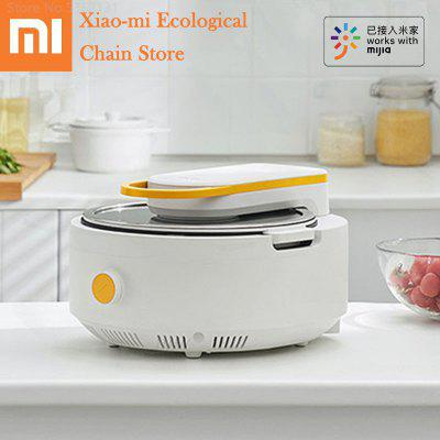 Youpin Solista Electric Intelligent Automatic Stir Frying Machine Work With Mijia APP Non-stick Cooking Wok Pot Multi Cooker