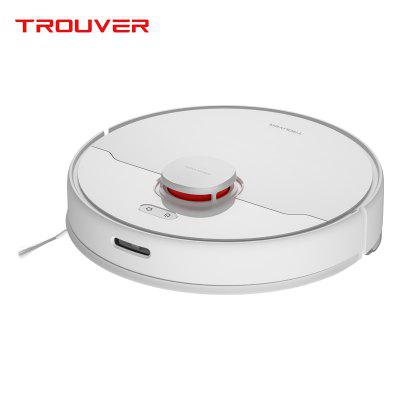 Trouver Finder Vacuum Cleaner Sweep Robot Wet Mopping Disinfection Lds Laser Navigation Mijia Mi Home Control App Virtual Wall