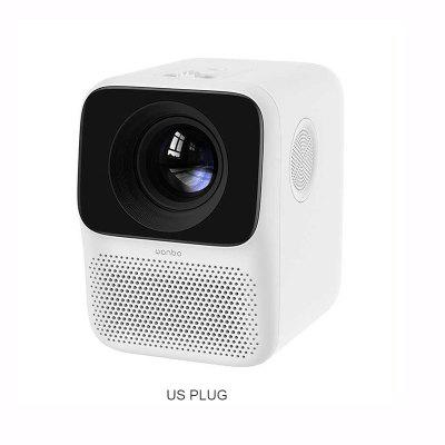 Xiaomi Wanbo T2 Free LCD Projector LED Support 1080P Vertical Keystone Correction Portable Mini Home Theater Projecteur