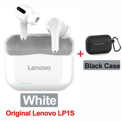 Фото - Lenovo LP1S TWS Bluetooth Earphone Sports Wireless Headset Stereo Earbuds HiFi Music With Mic LP1 S For Android IOS Smartphone1 original xiaomi mi bluetooth earphone sports wireless headset with mic youth edition waterproof for xiomi iphone smartphones