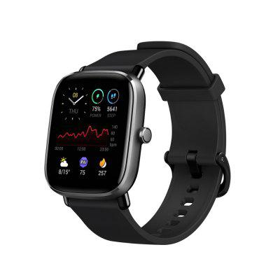 Amazfit GTS 2 Mini Sports Smartwatch GPS Bluetooth 5.0 Female Cycle Tracking Smart Watch For Android iOS Phone