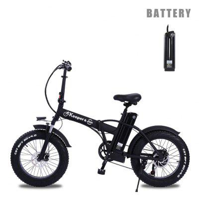 Electric bike 500W 48V MAX 45km/h electric mountain bike 4.0 fat tire Electric Bicycle beach E-bike