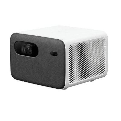 Фото - Global Version Xiaomi Mijia Projector 2 Pro 1080P HDR10 Laser TV 1300 ANSI Lumens 16GB eMMC Android TV 9.0 Smart Projector смартфон xiaomi redmi note 7 space black m1901f7g 8 core 2 2ghz 1 8ghz 4gb 64gb 6 3 1080x2340 48mp 5mp 2 sim lte bt wifi gps glonass android 9 0