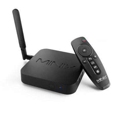 BOX TV MINIX NEO U22-XJ Android 9.0 Smart TV BOX Dolby Video Audio Media Hub 2.4G 5.0G WiFi