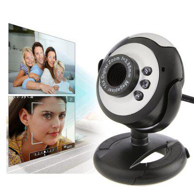 Web Camera Laptop Webcam Clip-On Web Cameras With Microphone For Computer PC Desktop