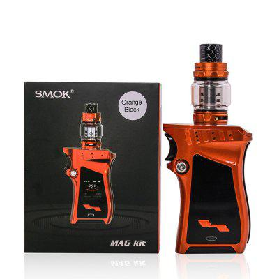 Original SMOK Mag 225W Kit Right Handed Edition VW TC Box Mod With 8ml TFV12 Prince Tank Vape kit