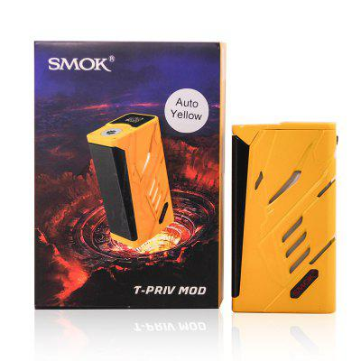 Original SMOK 220W T-PRIV VW TC Vape Mod For 510 Thread Atomizer Electronic Cigarette Vaporizer