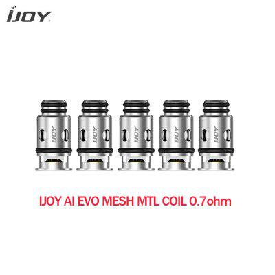 IJOY AI EVO Replacement Coil 0.7ohm Mesh MTL Coils 1.4ohm Vape Coil for IJOY AI EVO Kit