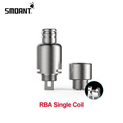 Smoant Pasito Replacement Coil with MTL Ni80 1.4ohm DTL Mesh 0.6ohm RBA Coil