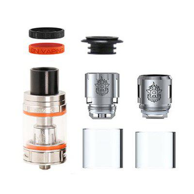SMOK TFV8 Big Baby Tank 5ml Capacity V8 Baby X4 T6 RBA Coil Electronic Cigarette 510 Thread Atomizer