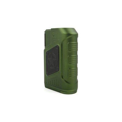 Teslacigs Tesla P226 220W TC Box MOD With OLED Screen Teslacigs E Cigarette Vaporizer Mod 510 Thread