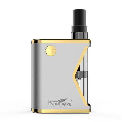 Kangvape Mini K Box Starter Kit 400mah Battery 0.5ml Cartridge 11W Vape cbd tank Vaporizer Kit