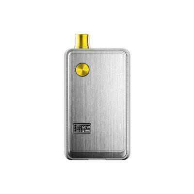 Think Vape ZETA AIO Kit Rebuildable RBA Pod Vape Kit 60W 18650 battery Mod 3ML Pod Cartridge