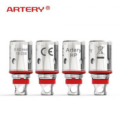 Artery PAL 2 Replacement Coil with 0.6ohm Mesh Coil 1.2ohm Regular Coil Cartridge Coil head