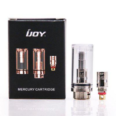 IJOY Mercury Kit Replacement Coil 1.0ohm Mesh MTL 1.2ohm Regular Coil  2ml Tank Cartridge