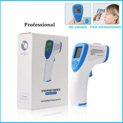 Top Hight Non-contact Infrared Thermometer Digital LCD Baby Body Forehead Ear Thermometer Gun Home
