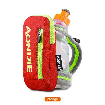 Lightweight Hand Carry 250ml Water Bottle Kettle Pouch Bag For Outdoor