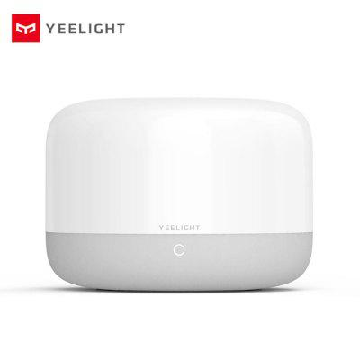Yeelight YLCT01YL Bedside Lamp Night Light Colorful LEDs Lamp  Intelligent Voice Control