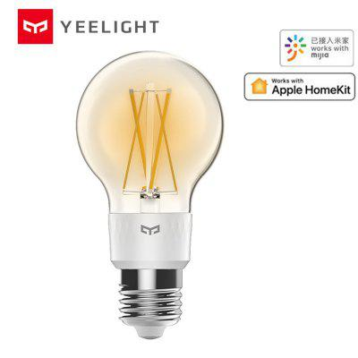 Yeelight smart LED Filament bulb YLDP12YL 700 lumens 6W Lemon Smart bulb Work with Apple homekit