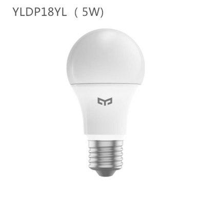 Yeelight LED Bulb Cold White 5W 7W 9W Bulb 6500K E27 Bulb Light Lamp
