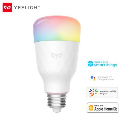 Yeelight 1S YLDP13YL Smart LED Ampoule Coloré 800 Lumens E27 Smart Ampoule Xiaomi Ecosystem Product