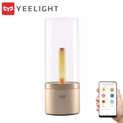 Yeelight Candela Light Smart Control LED Night Dinner light Romantic Candle Light from xiaomi youpin
