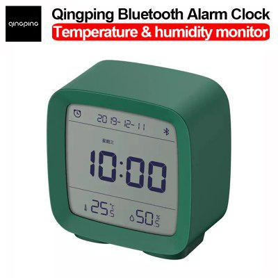Qingping Bluetooth Alarm Clock Temperature Humidity Sensor Thermometer from Xiaomi Youpin