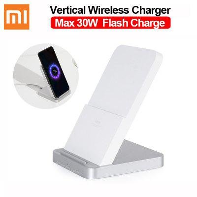 Xiaomi Vertical Air-cooled Wireless Charger 30W Max with Flash Charging for Mi 9 Pro Charging