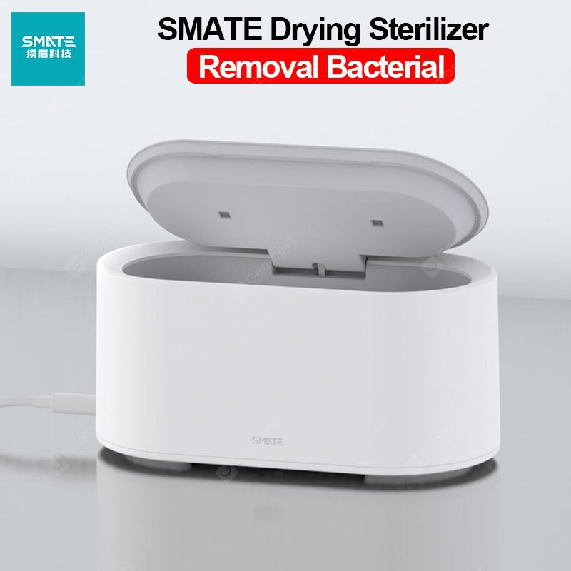 SMATE SX-01 Electric Drying Sterilizer UV Light 3 Modes Removal Bacterial From xiaomi youpin - China