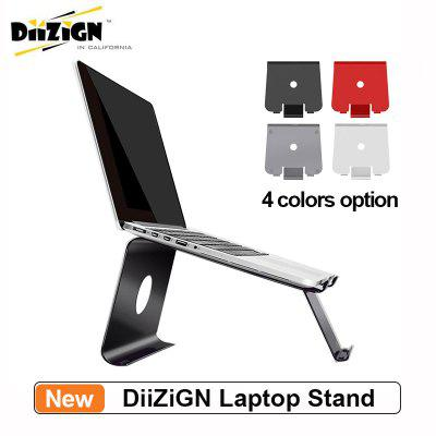 Xiaomi DiiZIGN Laptop Stand Ergonomic Design Stable Anti-slip Rapid Cooling Phone Holder