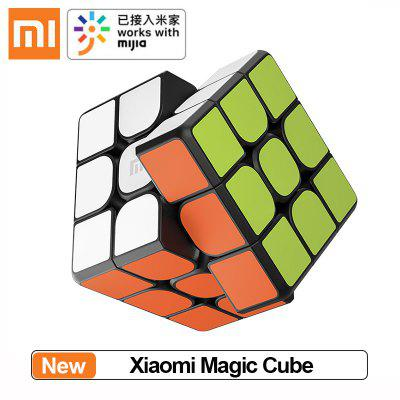 Xiaomi Smart Bluetooth Magic Cube Gateway Linkage Mi Square Puzzle Science Teaching Education Toy