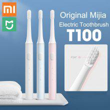 Xiaomi Mijia Sonic Electric Toothbrush T100 USB Rechargeable MES603 IPX7 waterproof Lightweight