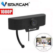 Vstarcam CU1 Full HD 1080P Webcam USB PC Camera for Laptop 2MP High Definition