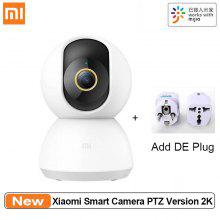 Xiaomi Smart Camera PTZ -versio 2K 1296P Panorama Humanoid Infrared Night Vision