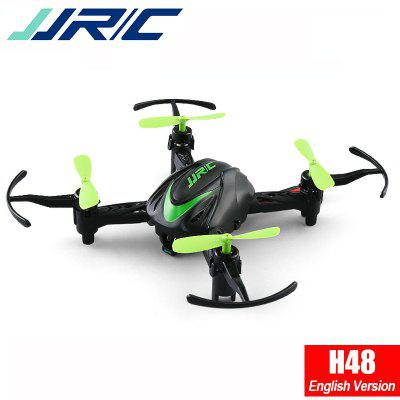 JJRC H48 Mini RC Drone 6 Axis 4CH 3D Flips RC Helicopter Infrared Remote Control Charged Helicopter