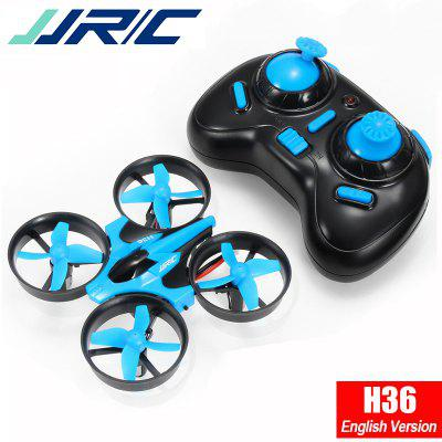 Versão global JJRC H36 Mini RC Drone 6 Eixos Quadcopters Com Flip Headless Mode RC Helicopter