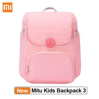 Xiaomi Mitu Kids Backpack 3 Children School Bag EVA Material Knapsack Shoulder Bag Portable Breathable Bag