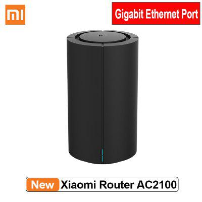 Original Xiaomi Mi Router AC2100 Gigabit Ethernet Port 5G dual-band 2100M wireless Game home 360° WIFI through the wall APP