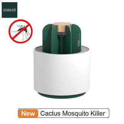 Sothing Insect Killer Lamp Movable Portable Smokeless Odorless Xiaomi smart home Cactus Mosquito Killer